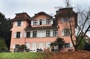 Das Schlössli Utenberg in Luzern. (Bild: Eveline Beerkircher)