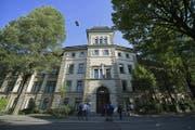 Das Kantonsgericht in der Stadt Luzern: Hier wird der Fall Malters am Montag verhandelt. (Bild: Pius Amrein (19. Juni 2017, Luzern))