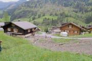 Blick auf die Gemeinde Alpthal. (Bild: PD)