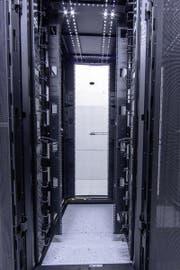 Blick in ein privates Rack-Abteil. (Bild: PD)