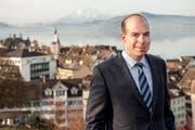 Personalwechsel in der Stadt Zug: Martin Würmli übernimmt ab dem 1. Juni 2014 die Stelle des Stadtschreibers. (Bild: pd)