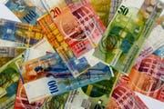 Davon will der Kanton Schwyz weniger an den nationalen Finanzausgleich abliefern. (Bild: Nadia Schärli / Neue LZ)