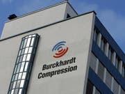 Burckhardt Compression, nach eigenen Angaben der der weltweite Marktführer im Bereich von Kolbenkompressorsystemen, hat seinen Hauptsitz in Winterthur. (Archiv) (Bild: Keystone/WALTER BIERI)