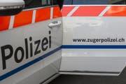 Die Zuger Polizei war in unserer Region unterwegs. (Symbolbild Keystone)