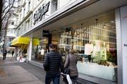 Das heutige Geschäft an der Hirschmattstrasse 8 in Luzern. (Bild: Corinne Glanzmann / Neue LZ)