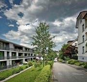 Das St.-Karli-/Bramberg-Quartier gilt als beliebte Wohngegend in Luzern. (Bild: Pius Amrein / Neue LZ)