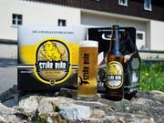 «Stiär Biär» ist die einzige Brauerei im Kanton Uri. (Bild: PD)