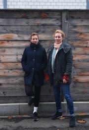 Celia und Nathalie Sidler. (Bild: PD)