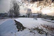 Die Emmenweid in Emmen erntet als Standort für die Luzerner Salle Modulable viel Lob. (Bild Corinne Glanzmann/Neue LZ)