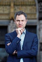 Der umstrittene Historiker Daniele Ganser. (Bild: Christoph Hardt)