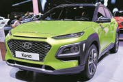 Die Stadt erobern mit dem Hyundai Kona. (Bild: Keystone)