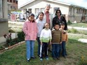 Gustav Bader, abtretender Präsident der Stiftung SOS-Kinderdorf Schweiz, im Kinderdorf El Alto in Bolivien. (Bild: PD)