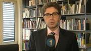 Patrick Senn, Mediensprecher von Jolanda Spiess-Hegglin. (Bild: Tele 1)
