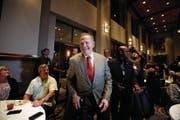 Ex-Richter und Senatskandidat Roy Moore. (Bild: Brynn Anderson/AP)