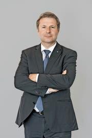 Finanzdirektor Marcel Schwerzmann.Bild: Roger Grütter (6. September 2016)