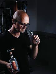 Für den Gin 6317 hat Thomas Heiner 17 Versuche gebraucht. (Bild: Stefan Kaiser (Zug, 7. August 2017))