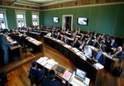 Der Zuger Kantonsrat hat erneut das Planungs- und Baugesetz beraten. (Bild: Stefan Kaiser (Zuger Zeitung))