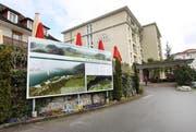 Das Bürgenstock-Ressort wird neu gestaltet. (Bild: Manuela Jans/Neue LZ)