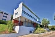 Ein Muss für Architekturbegeisterte: Das Museum Weissenhof im Haus Le Corbusier. Hier erfährt man alles über die Geschichte und den Bau dieser Mustersiedlung. (Bild: Stuttgart Marketing GmbH)