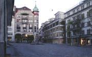 Das erstrangierte Projekt «Nocturne» der Zürcher Architekten Joos & Mathys. (Bild: visualisierung/pd)