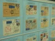 Im Verkehrshaus ist vom 7. bis 18. Oktober eine Sonderausstellung zum Thema Briefmarken zu sehen. (Bild: PD)