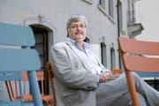 «Es mag sein, dass die Anforderungen tendenziell etwas gestiegen sind.» Hans-Rudolf Schärer, Rektor PH Luzern (Neue LZ/Dominik Wunderli) Fotografiert am 06.09.2013 Portrait Schule Universität Bildung (Bild: Dominik Wunderli / Neue LZ)