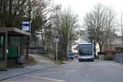 Die SVP liebäugelt mit einer ZVB-Buslinie bis Knonau. (Bild: Maria Schmid (Cham, 26. Januar 2018))
