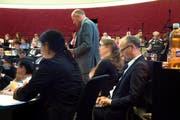 Der Luzerner Kantonsrat berät über die Sparpläne der Regierung. (Bild Nadia Schärli)