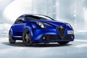 Der Alfa Romeo Mito will in der Liga der subkompakten Limousinen optisch und auch technisch eine eigene Duftmarke setzen. (Bild: PD)