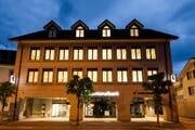 Sitz der Urner Kantonalbank in Altdorf. (Bild PD)