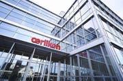 Der Oerlikon-Hauptsitz in Pfäffikon. (Bild Oerlikon/pd)