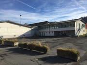 Das ehemalige Do-It-Gebäude in Ebikon wird abgerissen. (Bild: PD)
