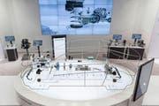 De Schaeffler-Innovationen in einem «Glass Car», einem Exponat, das rund 40 Produkte und Technologien bündelt. (Bild: PD)