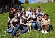 Die Familie Gisler. (Bild SF/pd)