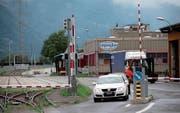 Die Impreglon Coatings beschäftigt in Altdorf noch 77 Mitarbeiter. (Bild: Florian Arnold (Altdorf, 11. August 2017))