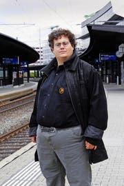 Stefan Thöni ist überzeugt: «Die Zeit ist reif für die Piraten.» (Bild Werner Schelbert)