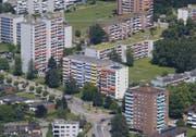 Das Hertiquartier in Zug. (Symbolbild) (Bild: Archiv ZZ)