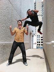 Das Duo ZA! aus Spanien. (Bild: PD)