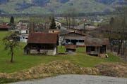 Grundstücke im Kanton Obwalden (hier Giswil) sollen neu geschätzt werden. (Bild: Robert Hess / Neue OZ)