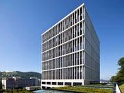 Sitz des Bundesverwaltungsgerichts in St. Gallen: Der jüngste Entscheid der Richter im Sika-Streit wirft bei Experten keine grossen Wellen (Archiv). (Bild: KEYSTONE/GAETAN BALLY)