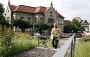 Im alten Zeughaus wird eine Studienbibliothek untergebracht. (Bild Stefan Kaiser/Neue ZZ)