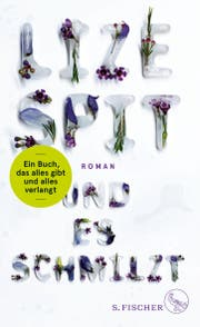 Lize Spit: Und es schmilzt. S.-Fischer-Verlag, 508 S., Fr. 32.–. (Bild: PD)