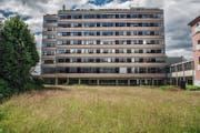 Bleibt das Luzerner Kantonsspital am heutigen Standort in Sursee? Konkrete Angaben will der Spitalrat in rund einem Jahr machen. (Bild Boris Bürgisser)