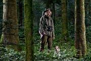 Isabel Richli ist gerne in diesem Waldstück bei Neuenkirch unterwegs. Als Jägerin hat sie die Natur neu entdeckt. (Bild: Pius Amrein / Neue LZ)