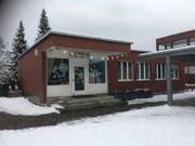 Gratis abzugeben: Der Kindergarten-Pavillon der Schulanlage Kastanienbaum. (Bild: PD/Gemeinde Horw)
