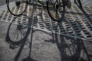 Velo Fahrrad Rad (Symbolbild: Nadia Schärli)