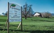 Die Gemeinde Horw will das Land des Bauernhofs Grämlis an benachbarte Landwirte verpachten. (Bild: Boris Bürgisser (Horw, 17. März 2017))