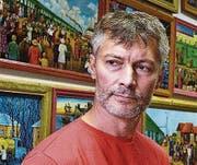 Der Bürgermeister von Jekaterinburg, Jewgeni Roisman, provoziert den Kreml. (Bild: Reuters)