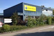 80 Arbeitsplätze im administrativen Bereich werden verlegt: Prüfzentrum des TCS in Emmen. (Bild: tcs.ch)