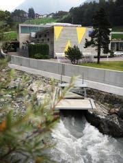 Das EWA setzt auch in Zukunft auf heimische Wasserkraft. Im Bild das Kraftwerk in Bürglen. (Bild: Urs hanhart/Neue UZ)
